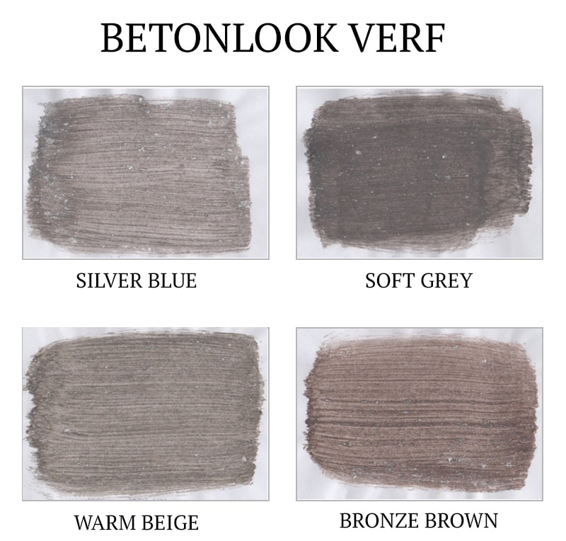 Kleurenkaart-betonlook-verf-muur-grey-blue-beige-brown