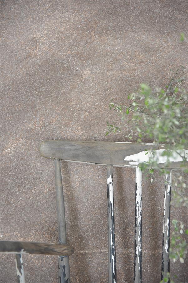 Betonlook verf effect paint bronze brown 1l my industrial interior - Donkergrijze verf ...