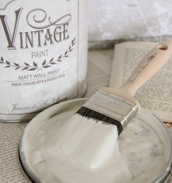 Vintage Paint - Muurverf / Krijtverf Mat - Soft Sand - 2,5 liter