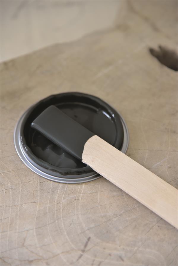 Vintage Paint - Zwarte Krijtverf Mat - Black Velvet- 700 ml