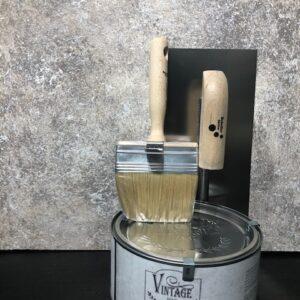 Proefflesje Betonlook verf-250 ml- Vintage Taupe