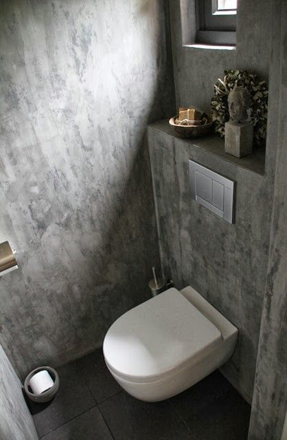 badkamer betonlook wanden, betonlook badkamer, verf betonlook muur, betonlook verf vloer, betonlook in badkamer, badkamer met betonlook, betonlook voor badkamer, wc betonlook, betonlook toilet, badkamertegels verven met betonverf, betonlook maken met verf