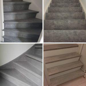 Betonlook verf voor betonlook muur of trap