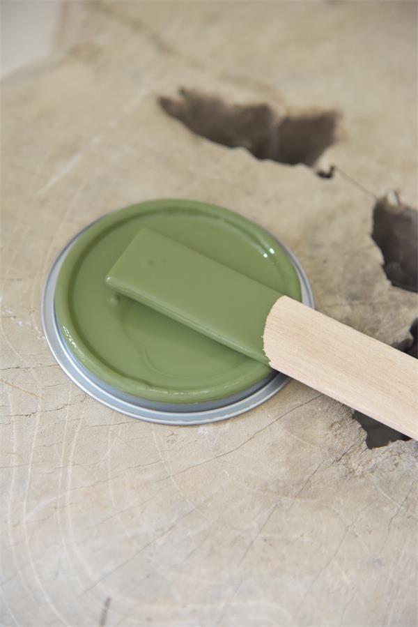 Vintage Paint - Olijfgroene Krijtverf Mat - Olive Green-700 ML