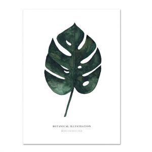 Botanische-posters-kaarten-botanisch-industrieel-interieur-Leo_La_Douce_edition_summer_18-21