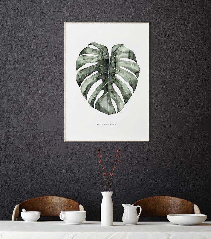 Botanische-posters-kaarten-botanisch-industrieel-interieur-Leo_La_Douce_edition_summer_18-39-sfeer-2
