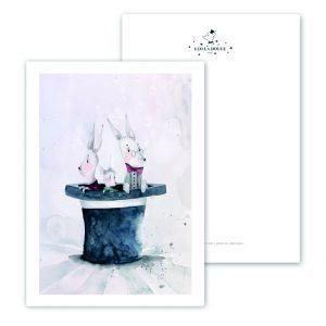 Kaart-Poster-Kinderkamer-Babykamer-stoere-kaarten-posters-Leo_La_Douce_edition_summer_Cylinder-Magic-18-159