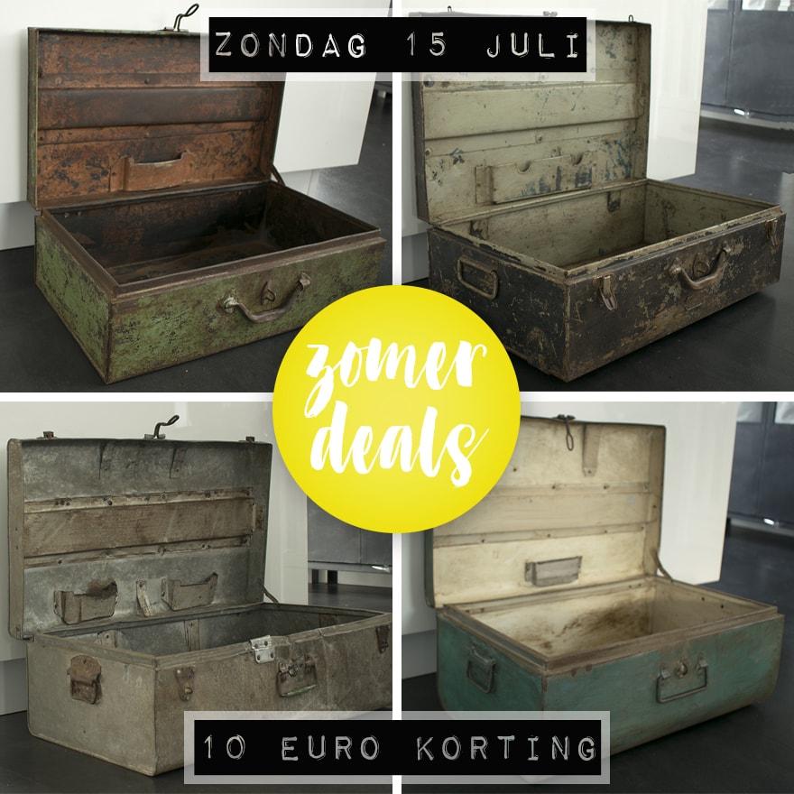 Superdeal-zondag-15-juli-2018-10-euro-korting-koffers