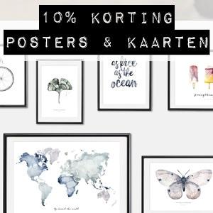 Zomerdeal-klein-kaarten-posters