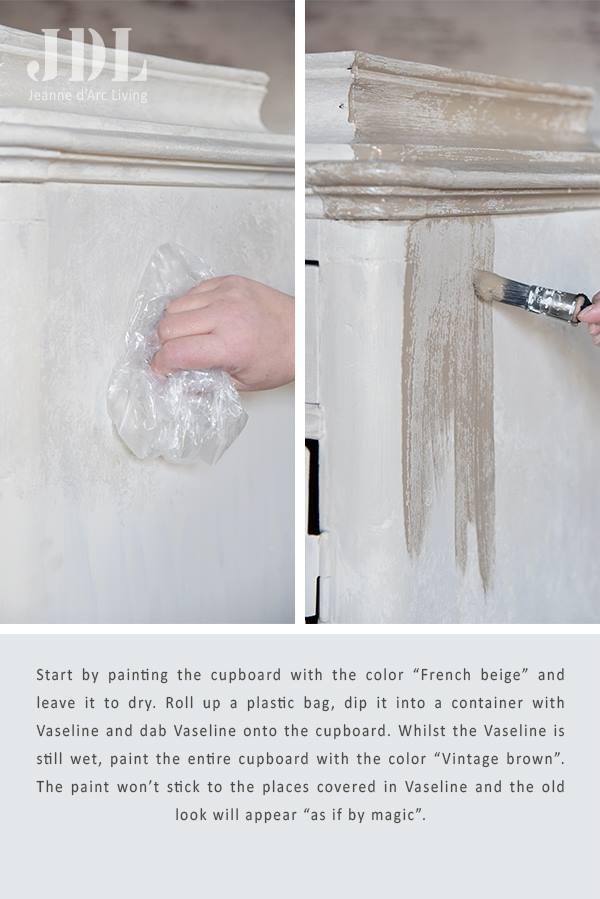 Wax krijtverf beige krijtverf verven krijtverf kleuren krijtverf