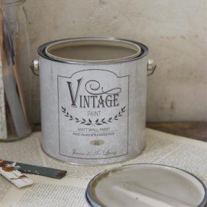 Vintage Paint - Beige Krijtverf Mat - Soft Beige - 2,5 liter