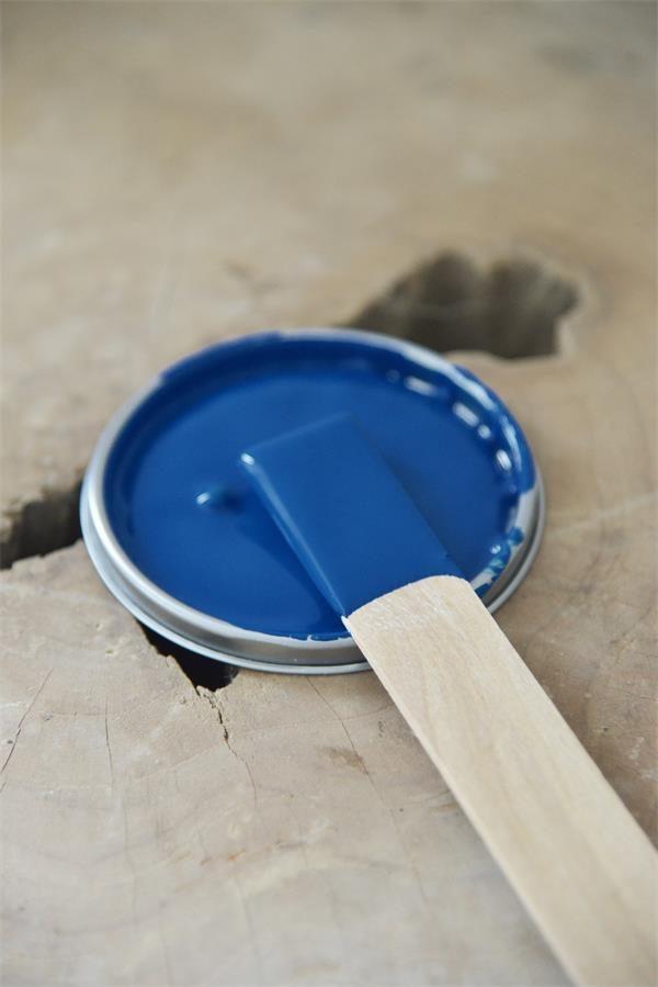 Blauwe-krijtverf-warm-blue