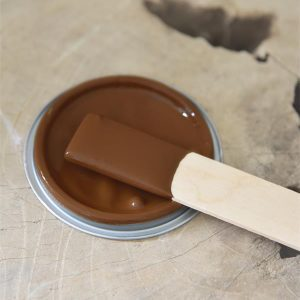 Bruine-krijtverf-warm-brown