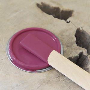 Rode-krijtverf-roze-krijtverf-vintage-red