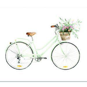 Botanische-posters-kaarten-botanisch-industrieel-interieur-Leo_La_Douce_edition_winter-bicycle-love