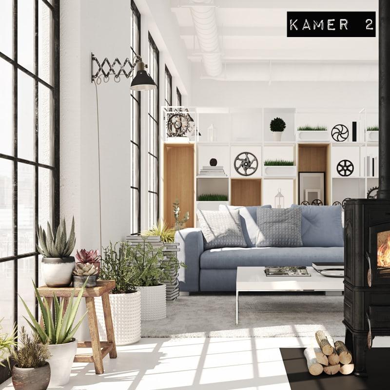 welke stoere woonkamer my industrial interior