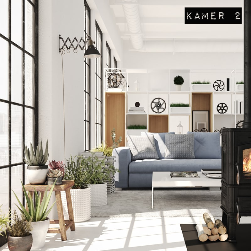 Welke stoere woonkamer my industrial interior for Welke nl woonkamer