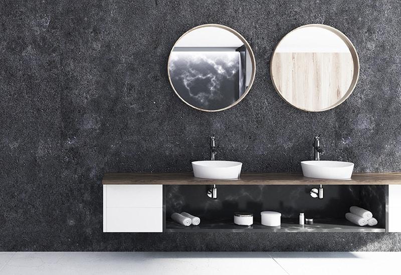Betonlook Badkamer Muur : Betonlook badkamer in amsterdam betonlookexpert portfolio