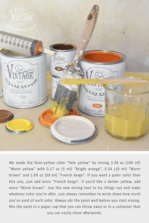 Kleuren-mengen-verf-krijtverf-kleuren-geel-okergeel