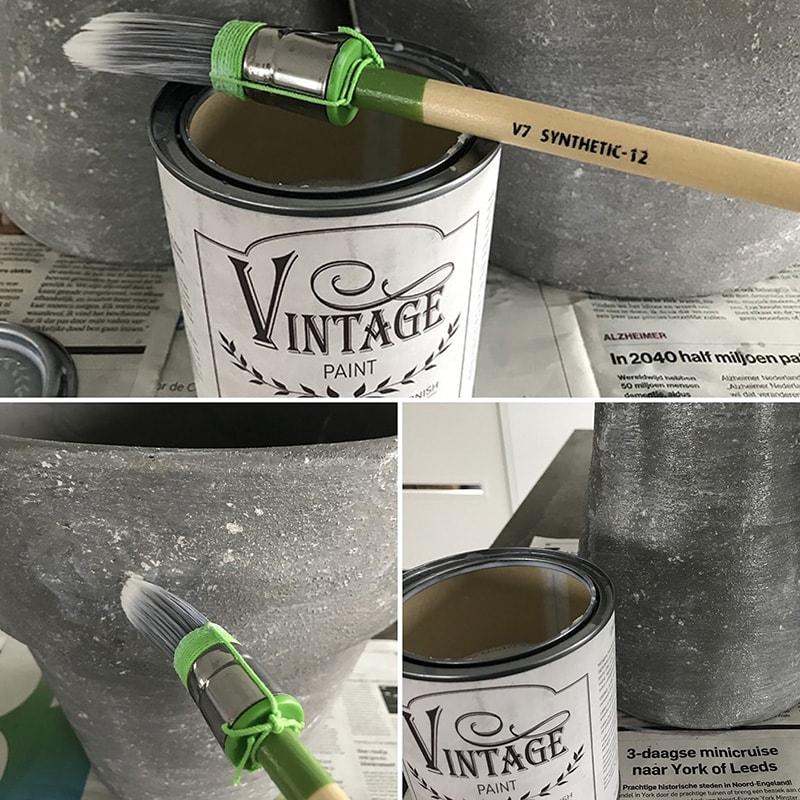 Betonlook-bloempot-DIY-betonlook-verf-aanbrengen-betonlook-verf-project-kleuren-betonlook-verf-varnish