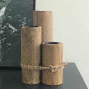 industriële decoratie industriele kandelaar houten kandelaars houten kaarsenhouder kaarsenstandaard hout kaarsenhouder hout metalen kandelaar decoratie industrieel