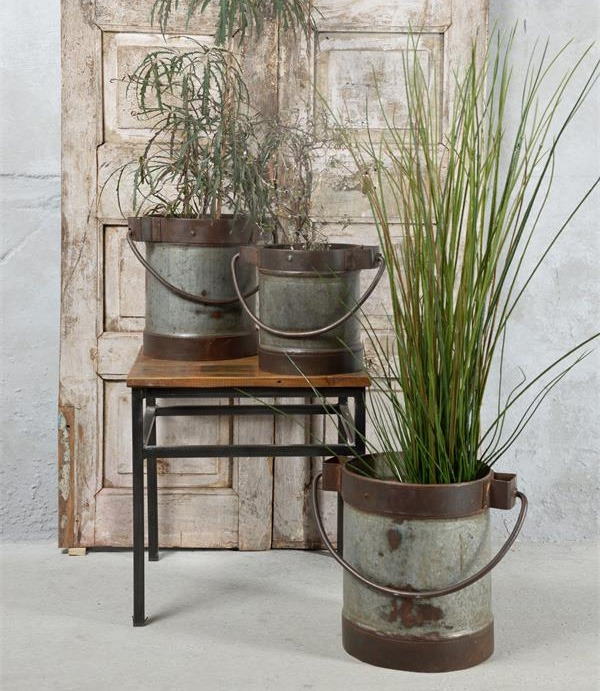 metalen bloempot industriele bloempot metalen bloembak industriele bloembak metalen plantenbak industriele plantenbak