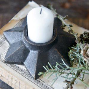 Industriele-kerst-kerstdecoratie-metalen-decoratie-metalen-woonaccessoires-metalen-ster-kaarshouder-groot