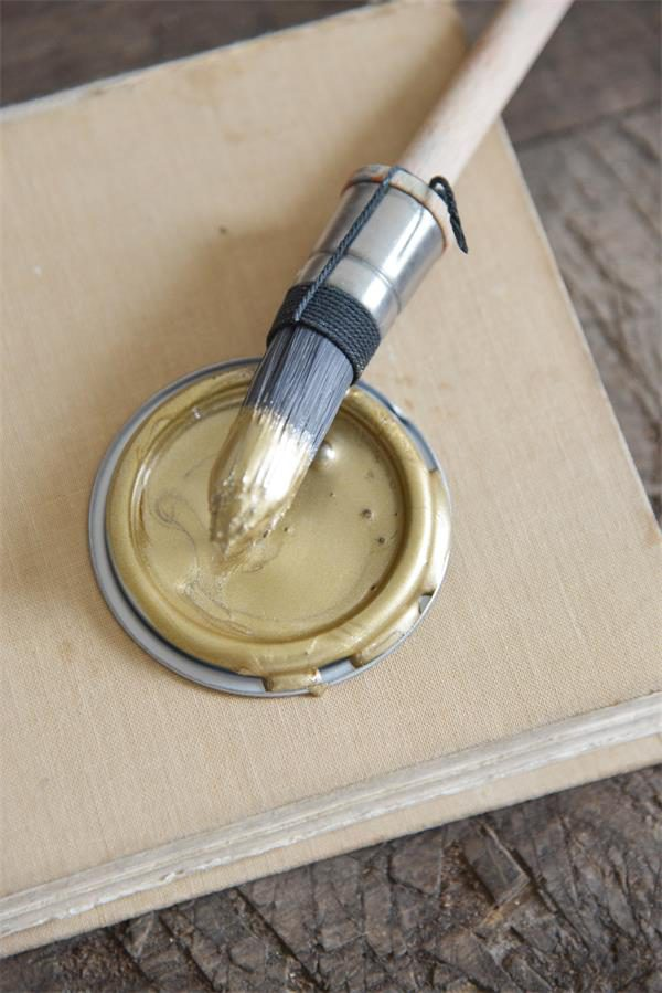 Vintage-Paint-verf-Metallic-verf-gold-200ml