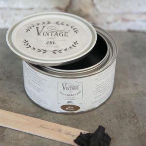 Wax-voor-krijtverf-300-ml-bruine-wax-wax-over-krijtverf-krijtverf-aflakken-krijtverf-beschermen