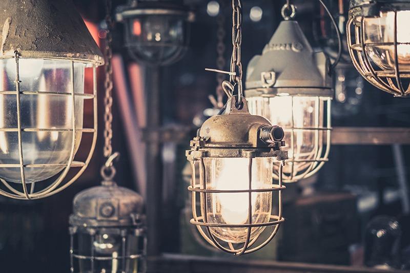industriele lampen metalen lampen fabriekslamp industriele hanglampen