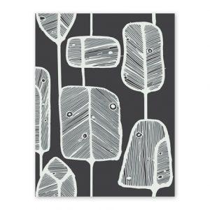 Stoere wanddecoratie met print