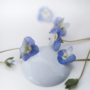 Vintage paint-blauwe krijtverf-Baby blue mat-700 ml