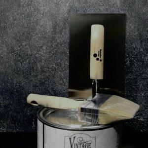 Proefset Betonlookverf Black & Primer Black 250 ml voor 3-4 m2