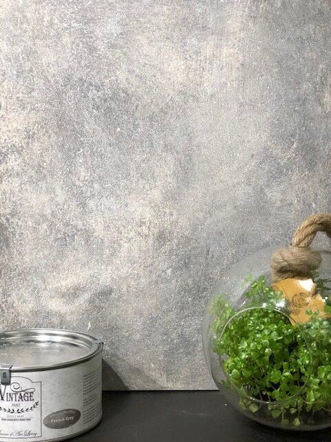 betonlook verf Frech Grey