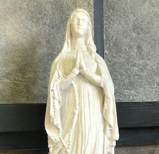 madonna beeld 70 cm hoog