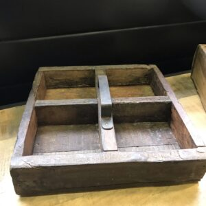 Carpenter Tray van hout