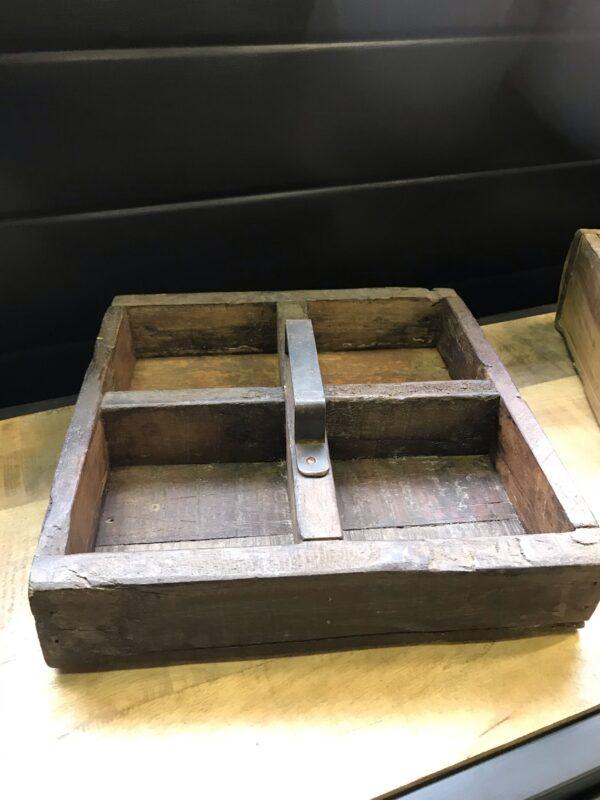 Carpenter Tray van hout