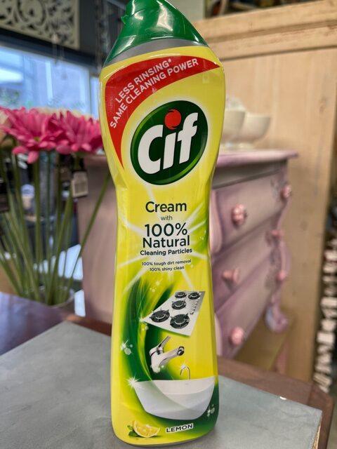 Cif- Reiniging